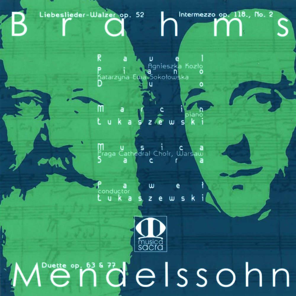 Brahms-Mendelssohn - Ravel Piano Duo